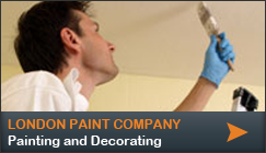 Professional, qualified painters and decorators London